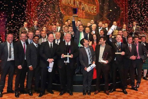 Master Builder of the Year - Commercial Builder 2015