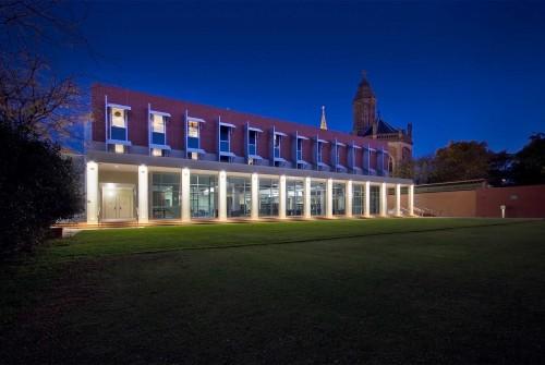 St Marks College Accommodation Building & Carpark