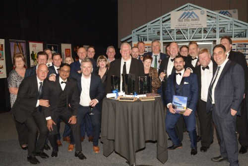 Master Builder of the Year- Commercial Builder 2018