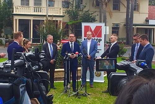 Major Milestone for Repat Precinct