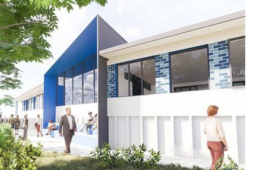 Construction begins on Port Lincoln High School's $15m Upgrade
