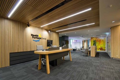 101 Pirie Street Base Building Refurbishment and Dental Fitout