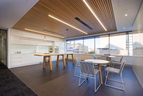 101 Pirie Street Refurbishment Fit-out Stage 2
