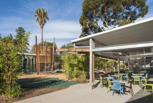 Adelaide Zoo Nature's Playground