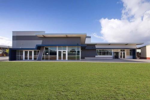 Bethany Christian School Library & Multi Purpose Area