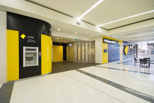 Commonwealth Bank Australia- Minor Works