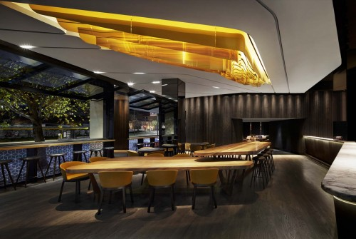 Hilton Hotel Adelaide, The Collins Bar