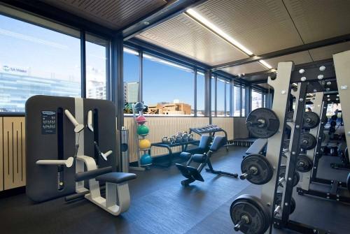 Hilton Hotel Adelaide Gymnasium