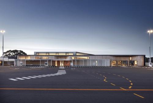 Kangaroo Island Airport- New Terminal