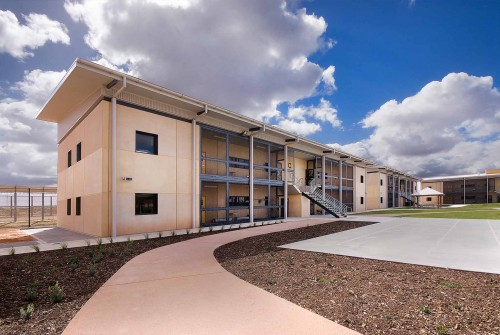 Port Augusta Prison Accommodation