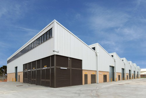 Port Augusta Prison Industries Building