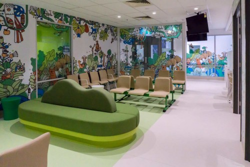 Women's & Children's Hospital Paediatric Emergency Department